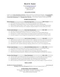 Career Builder Resume Template Fascinating Home Builder Resumes Goalgoodwinmetalsco