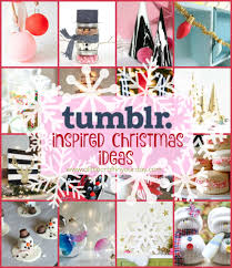 tumblr inspired diy christmas a little craft in your day