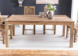 Finebuy Esstisch Fb45592 120 X 90cm Esszimmertisch Massiv Holz Tisch Küchentisch