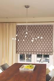 Dekorativer Lichtschutz Rollos Und Plissees Fürs Esszimmer