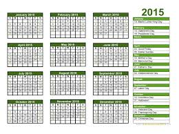 Calendars For June And July 2015 Printable 2015 Calendar With Religious Holidays Holidays