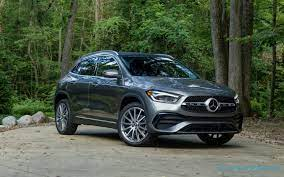 The suspension delivers a comfier ride that doesn't punish occupants over potholes. 2021 Mercedes Benz Gla 250 4matic Review Embracing The Suv Slashgear