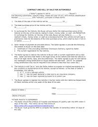 Promise To Sell Agreement Template