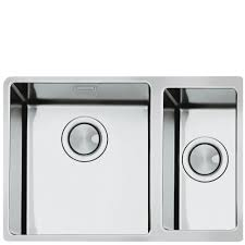 smeg mira 1 5 bowl stainless steel undermount
