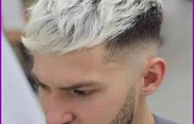Coiffure Homme 2018 Blond Cours 78096 Top 100 Des Coiffures