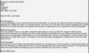 Preparing A Cover Letter For Job Elegant Sample Professional Letter