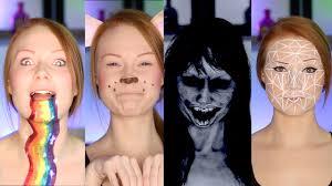 7 snapchat filters makeup tutorial diy