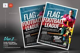 football flyer templates free flag football flyer templates fightclix com