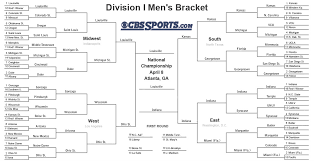 Ncaa Tournament Bracket Scores Hoge 68 Thoughts On The Ncaa Tournament Field Cbs Chicago