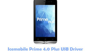 Download Icemobile Prime 4.0 Plus USB ...