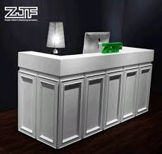 L shaped reception desk cheap reception desk reception desk for retail store