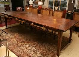 Dining Room Table With Drawers