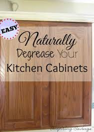 top 83 endearing how degrease your kitchen cabinets all naturally cleaning diy solution for solutions best painted greasy natural wood homemade cleaner