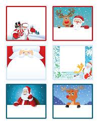 Printable Gift Tags  Holiday Gift TagsChristmas Gift Tag Design