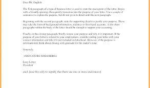 Formal Job Offer Template Sample Job Proposal Letter Offer Template