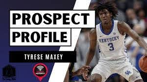 Tyrese Maxey NBA Draft Profile - YouTube