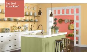 Coral Reef Paint Color Sherwin Williams Continuously Inspires With Their Color Of Year