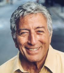 In Tony Bennett's mind, there are a few key ingredients that make his life a good life. While singing and painting vie for the number two spot in his heart, ... - tony_bennett