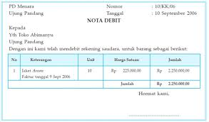 memo kredit dokumen sumber pencatatan dan mekanisme debit kredit ss belajar