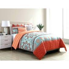 burnt orange comforter burnt orange comforter set home reversible 5 piece comforter set burnt orange king