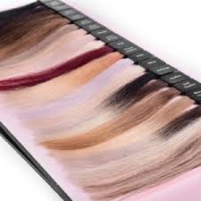 Color Chart With Remyl Human Hair