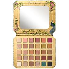 too faced natural naturally y eye shadow palette 15 2g lookfantastic