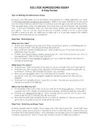 College Admission Essay Topics College Admission Essay Format Example Applications Examples Resume