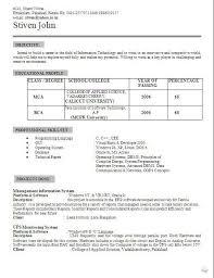 Free Resume Builder And Downloader Amazing Academic Resume Format