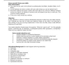 career objective examples for internships example of career objectives in resume sample customer service