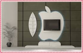 Small Picture Apple TV Wall Unit Design Examples 2016 Modern TV Wall Unit TV