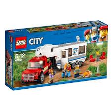 lego city great vehicles 60219 строительный погрузчик конструктор