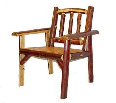 cedar bark chair bark furniture