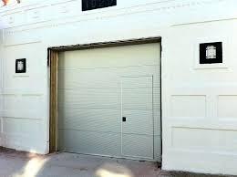 walk through garage door. Walk Through Garage Door Bug Thru Doors Cost T