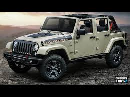 2018 jeep military. wonderful military 2018 jeep wrangler rubicon recon redesign overview inside jeep military w