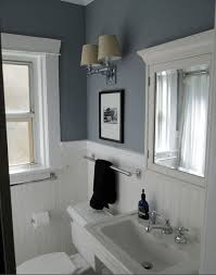 bathroom design 1920s house. 1920s vintage bathroom - benjamin moore \u0027sweatshirt gray\u0027. design house