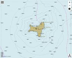 Indian Ocean Christmas Island Marine Chart Au_au411105