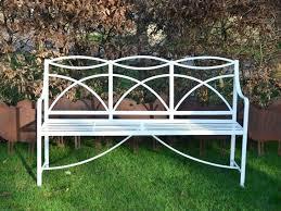 wrought iron patio bench iron garden furniture cast iron and wood bench seats black metal patio