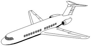 Small Picture For Kids Download Airplane Coloring Page 51 On Coloring Print with