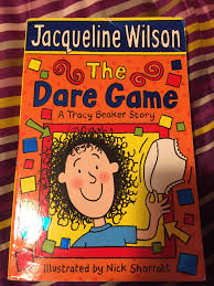 Calling all tracy beaker superfans! Pin By Emma Pereira On Books Dare Games Tracy Beaker Favorite Authors