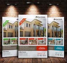 property pamphlet design property flyers dolap magnetband co