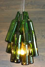 chandelier glass bottle best wine bottle chandelier ideas on bottle model 8