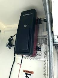 problems with liftmaster 8500 problems with ca new jack shaft garage door opener installed problems with