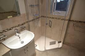 bathroom design small lowes ideas elegant decoration glass door cream ceramic white sink and cabinets with bathroomglamorous glass door design ideas photo gallery