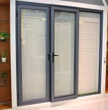 exterior doors patio door blinds screen replacement windows pella with between the glass reviews