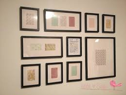 Decorating Heart Collage Picture Frames For Wall Decoration Ideas