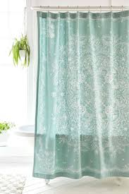 exelent bright green shower curtain adornment bathroom and shower