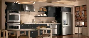 ... Long Glass Middle Space with Modern Kitchen Sets and Simple Kitchen  Organizer ...