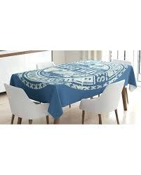 f weddg round holiday tablecloths 70 x 120