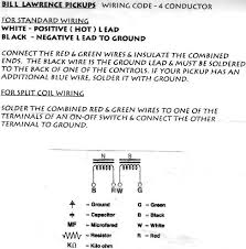 bill lawrence pickup wiring help harmony central bill lawrence pickup wiring help