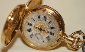 girard perregaux vintage pocket watches